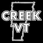 Vermont Whitewater Kayaking Creek VT Logo